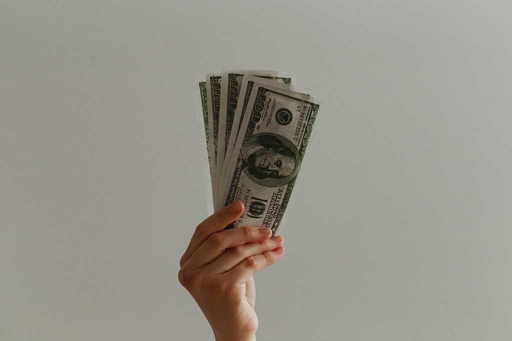 Cash is Liability